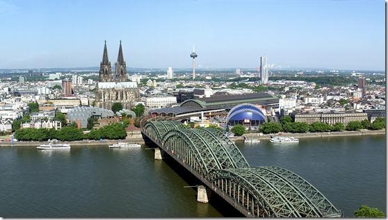 Köln_Panorama