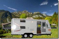 TC9020TLJ small trailer caravan