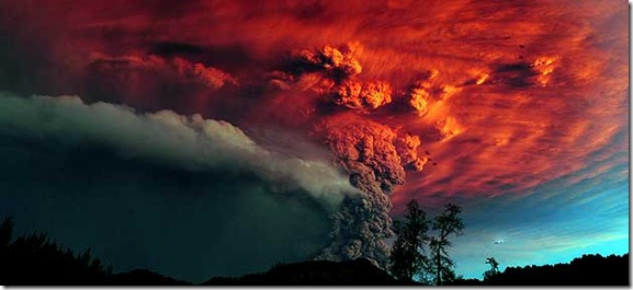 volcán Puyehue