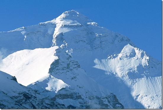 Mount Everest -