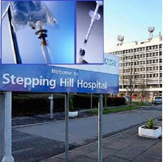 steppinh hill hospital