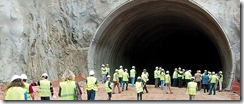 túnel del Lechuga