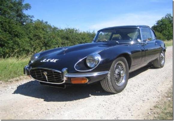 1971 Jaguar E Type V12 -