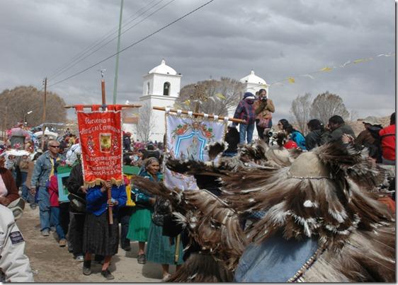 Casabindo, indios Suris
