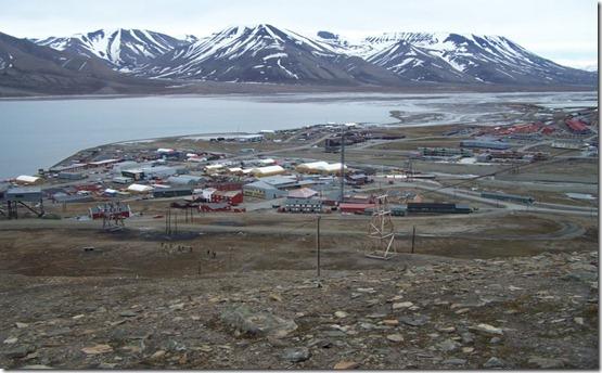 LongyearbyenDowntown