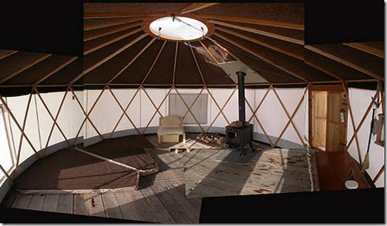 TreeHugger-yurta-interior