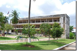 Tuol Sleng Genocide Museum (S-21 Prison)-
