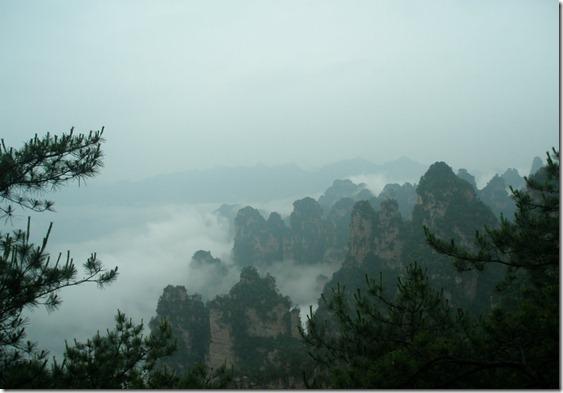 Zhangjiajie1