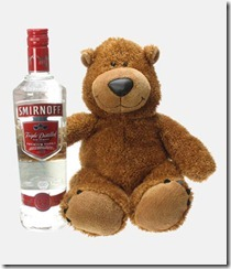 bear vodka