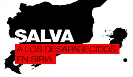 siria desaparecidos