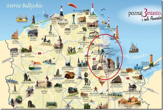 sopot map