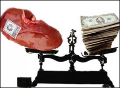 venta de órganos