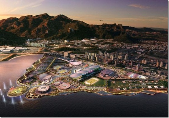 Parque Olímpico do Rio-