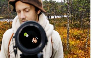 skogenskonung Marcus Eldh