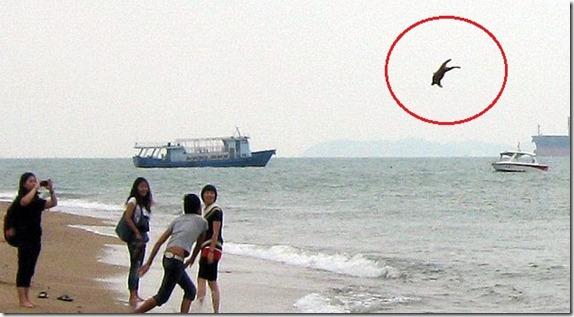 tiro 'al perrito' chino