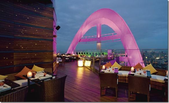 Centara Grand Hotel Red Sky