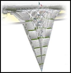 Earth-Scraper  Mexico City