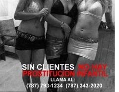 Prostitución infantil en Puerto Rico