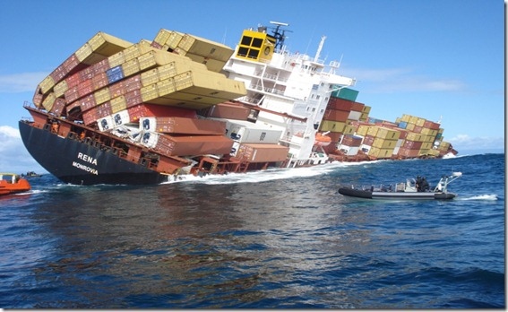 Rena-new-zealand-containers-