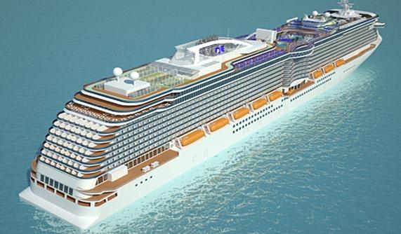 Royal-Princess-New-Cruise-Ship