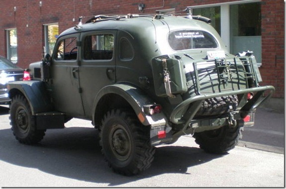 Volvo Sugga 1954