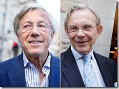 Aje Philipson och Noppe Lewenhaupt