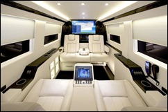 Becker JetVan Luxury Coach