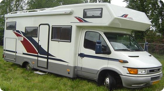 C alkoof camper