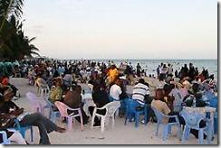 Jomo Kenyatta Public Beach---