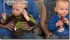 McEntee Twins on GMA