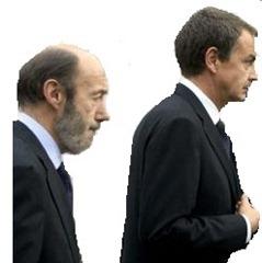 Rubalcaba_Zapatero_salida