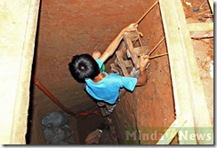 Tunnel discovered near Cagayan de Oro jail-
