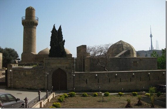 baku palace_shirvanshah palace