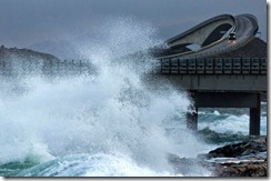 stormen Berit Noruega