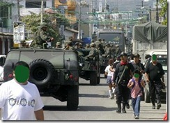 Mexico troops in Acapulco region to quell violence
