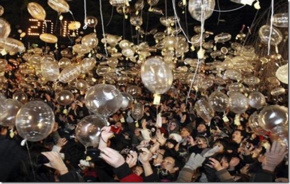 año nuevo tokio --