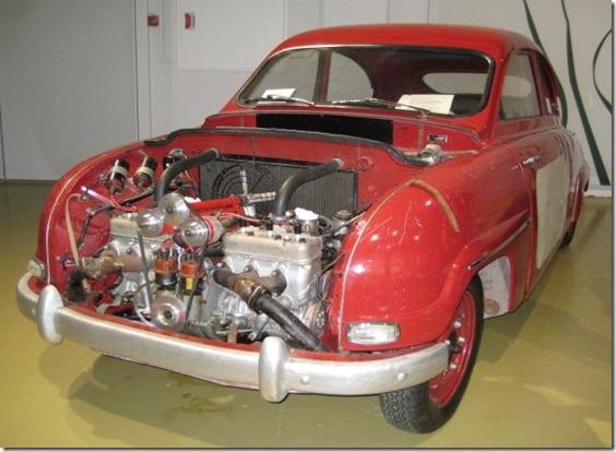 Saab 93 Monster 1959