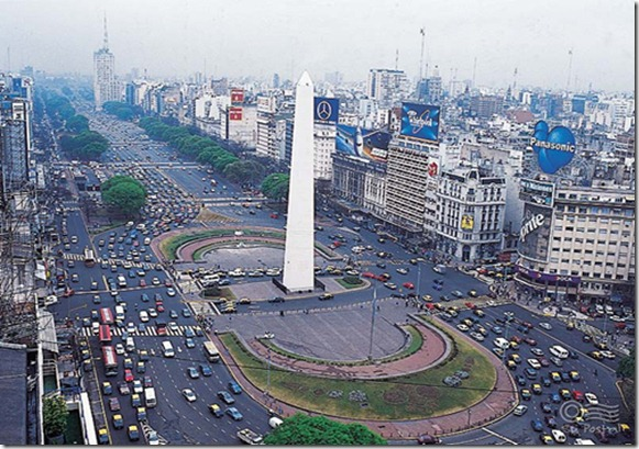 b a plaza-obelisco