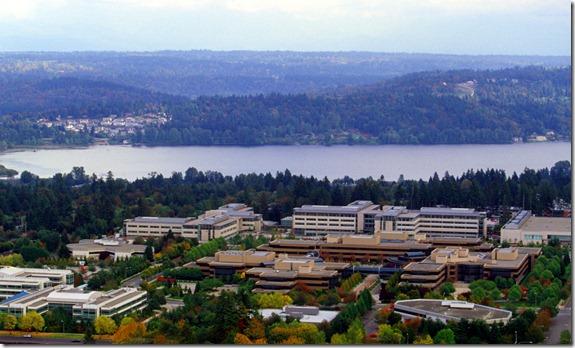 campus_aerial_microsoft redmond wa