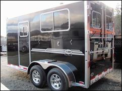 eby 2 horse bumper pull 2012