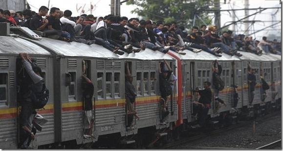 indo train