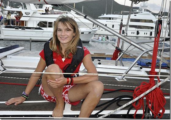 St. Maarten Young Sailor