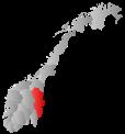 Condado Hedmark en Noruega