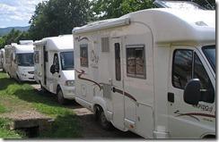 camping-car romania