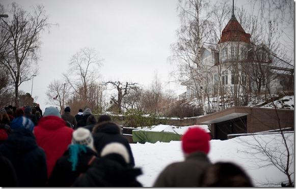 Överklassafari till Solsidan i Saltsjöbaden -
