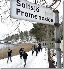 överklassafari till Solsidan i Saltsjöbaden