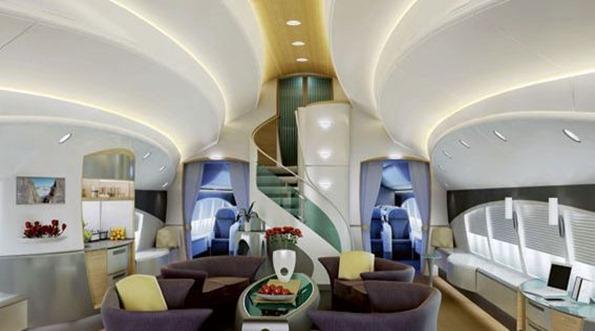 Boeing-interior