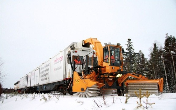Snow Removal 700 -1