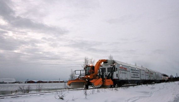 Snow Removal 700 -