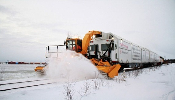 Snow Removal 700 --